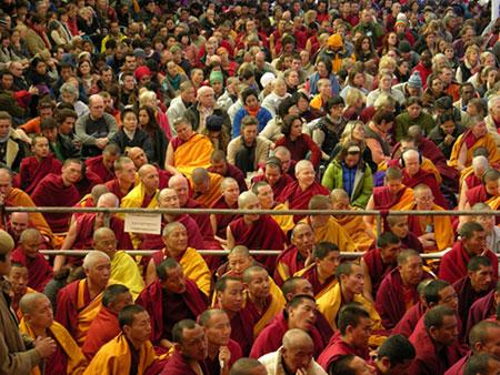 Учения Далай Ламы
